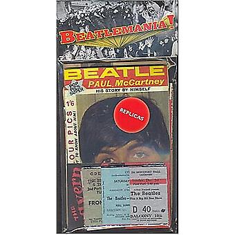 Beatles Beatlemania nostalgique pack de souvenirs