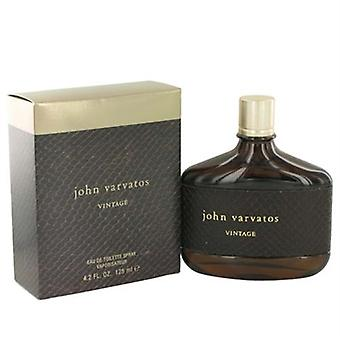 John Varvatos Vintage af John Varvatos for mænd 4,2 oz Eau De Toilette Spray