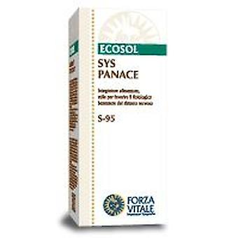 Forza Vitale Sys.panace 50Ml. (Diet)