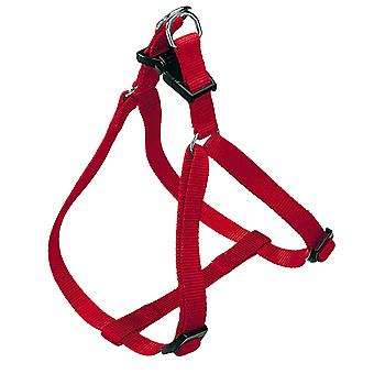 Easy P Harness Red Med