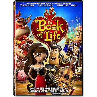 Book of Life [DVD] USA import