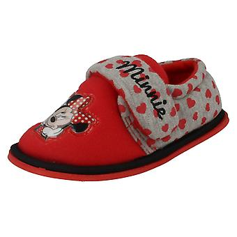 Pantoufles de filles Casual Minnie Mouse