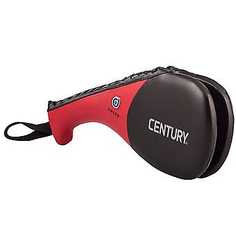 Century Drive Martial Arts Training Double Clapper Target - Red/Black