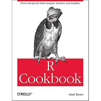 R Cookbook (O'Reilly kookboeken) (Paperback) door Teetor Paul