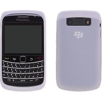OEM BlackBerry 9700 Skin Cover Case (White)