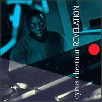Cyrus Chestnut - Revelation [CD] USA import