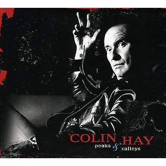Colin Hay - Peaks & Valleys [CD] USA import