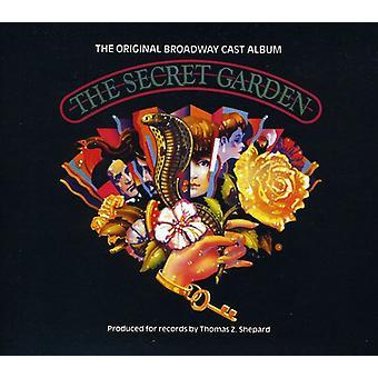 Secret Garden - den hemmelige have [oprindelige Broadway Cast] [CD] USA importerer