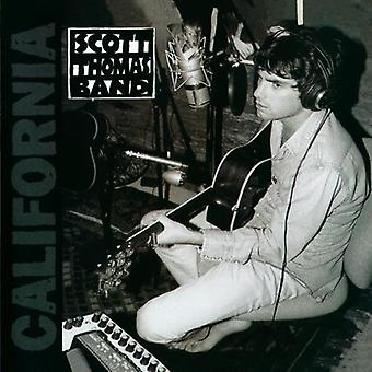 Scott Thomas Band - Californien [CD] USA import