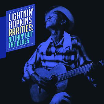 Lightnin Hopkins - Rarities: Nothin maar de Blues [CD] USA import