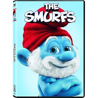 Smurfs [DVD] USA import