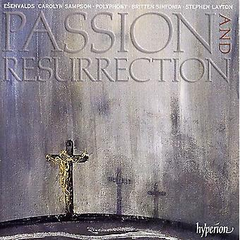E. Esenvalds - Erik Esenwalds: Passion and Resurrection [CD] USA import