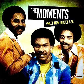 Moments - Sweet New Jersey Soul [CD] USA import