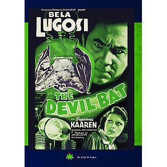 Devil Bat [DVD] USA import