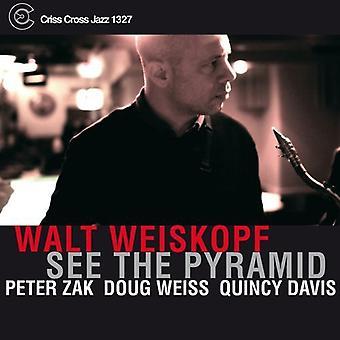 Walt Weiskopf - Se pyramide [CD] USA importen
