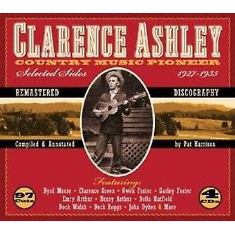 Clarence Ashley - Country Music Pioneer 1927-1935 [CD] USA import