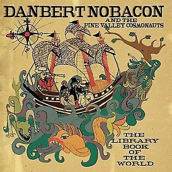 Danbert Nobacon - Library Book of the World [CD] USA import