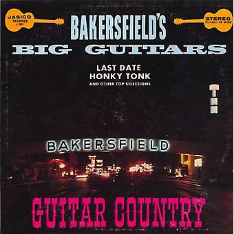 Various Artists - Bakersfield Big Guitars [CD] USA import