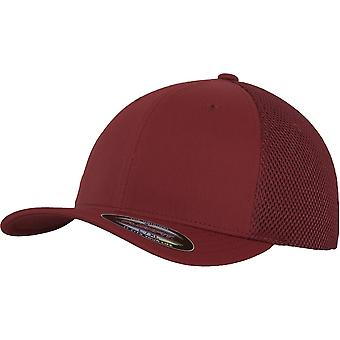 Flexfit Ultrafibre maille extensible Cap - marron