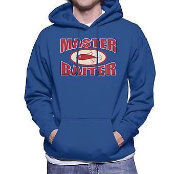 Master Baiter woordspeling mannen vissen de Hooded Sweatshirt