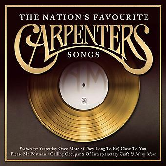 Carpenters - Nations Favourite [CD] USA import
