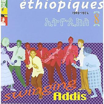 Ethiopiques - Vol. 8-Ethiopiques: swingende Addis [CD] USA import