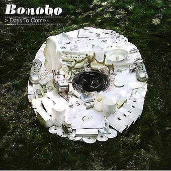 Bonobo - dage at komme [CD] USA importerer