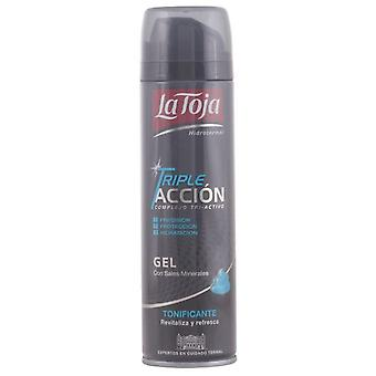 La Toja Shaving Gel 200 Ml 3 Toning Action (Man , Shaving , After shaves)