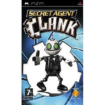 Secret Agent Clank (PSP) (ouragan)