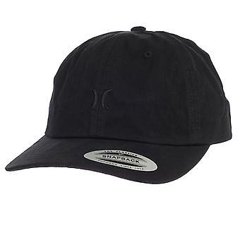 Hurley Curve Cap ~ Chiller black