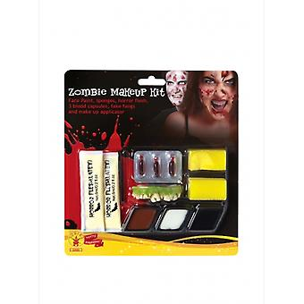Rubie's Man Zombie Makeup Kit (Costumes)