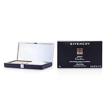 Givenchy Teint Couture lange Wear Compact Foundation & markeerstift SPF10 - # 4 elegante Beige - 10g / 0.35 oz