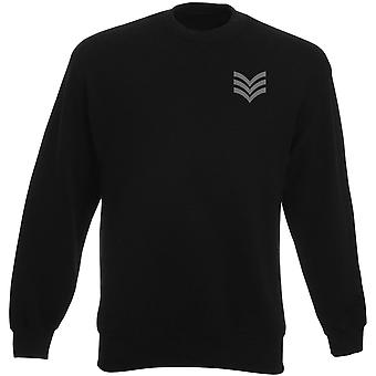 RAF Sergeant - Official Royal Air Force Heavyweight Sweatshirt