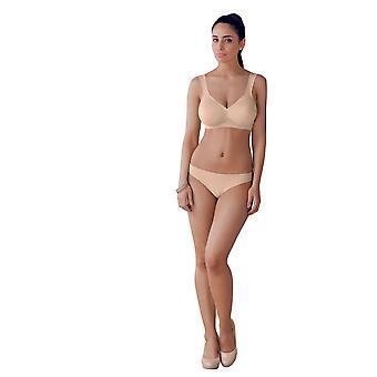 07b07076 Anita Rosa Faia 1489-753 kvinners Twin ørkenen Beige mikrofiber nikkers  Panty Full kort