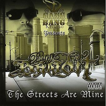 Bigg Bandit - Streets R Mine [CD] USA import