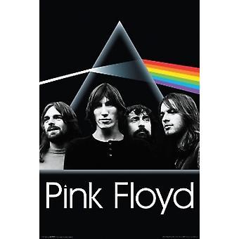 Pink Floyd Dark Side af månen gruppe plakat plakat Print