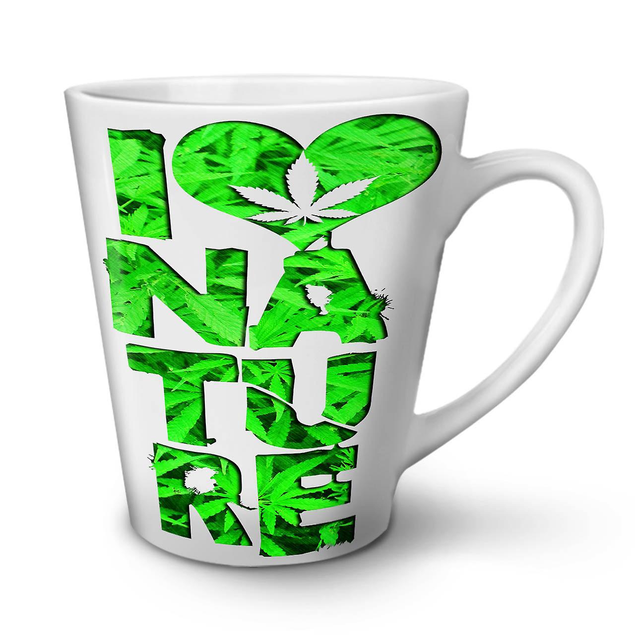 Les Nouvelle Blanche 12 En Rasta OzWellcoda Café Herbes Aimer Nature Mauvaises Contre Céramique Tasse Latte La SzUMpVq