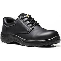 V12 VR608 Tiger Black Derby Shoe EN20345:2011-S3 Size 6