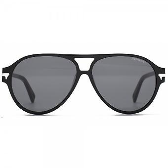 G-Star Raw Thin Sniper Sunglasses In Black