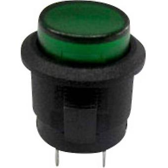 Pushbutton 250 Vac 1.5 A 1 x Off/(On) SCI R13-523A