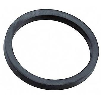 Sealing ring PG36 EPDM rubber Black (RAL 9005) Wiska ADR 36 1 pc(s)