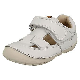 Girls Clarks Casual Shoes Softly Meadow