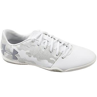Under Armour Spotlight IN 1289538-100 Mens indoor football trainers