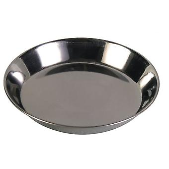 Trixie Feeder Cats Stainless Steel, 0.2 L (Cats , Bowls, Dispensers & Containers , Bowls)