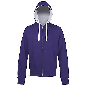 Awdis Men's Chunky Zoodie Hooded Jacket