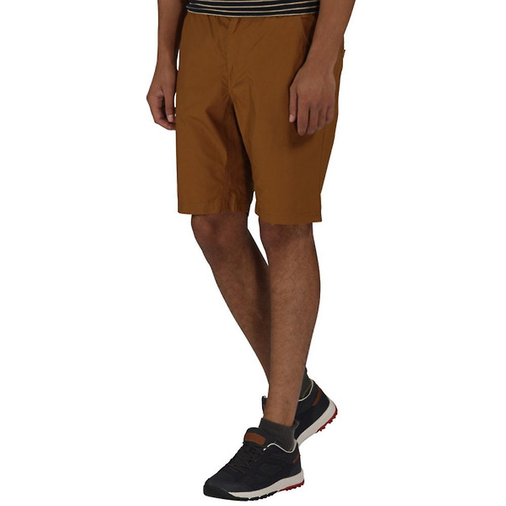 Regatta Mens Sanjaro Coolweave Cotton Chino Summer Shorts