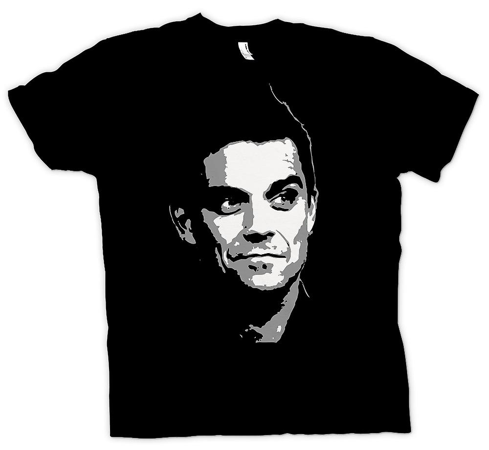 Mens T-shirt - Robbie Williams - Pop Art