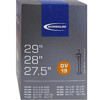 SCHWALBE DV 19 bicycle tube 27.5/29″