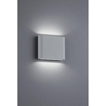 Trio Lighting Thames Ii Modern Titan Diecast Aluminium Wall Lamp