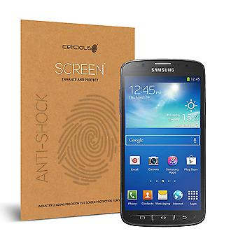 Celicious Impact Anti-Shock Shatterproof Screen Protector Film Compatible with Samsung Galaxy S4 Active